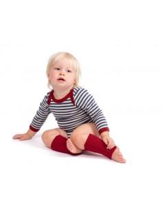 Babybeenwarmer of kinderpolswarmer in wit