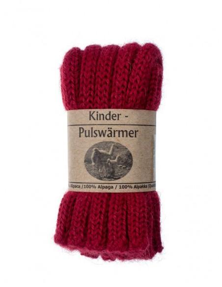 Babybeenwarmer of kinderpolswarmer in rood
