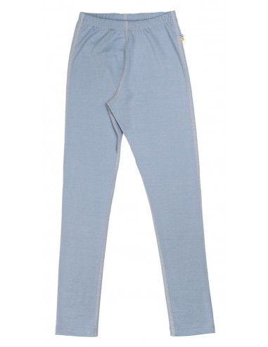 Legging in lichtblauw (wol)