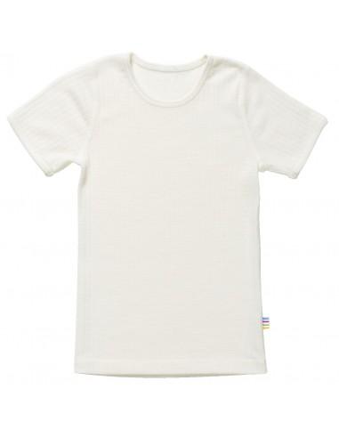 T-shirt wit (wol)
