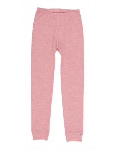 Legging in roze (wol)