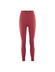 Legging in granaatappelrood...