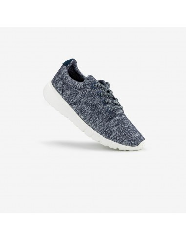 UP merinowollen sneaker/runner in navy