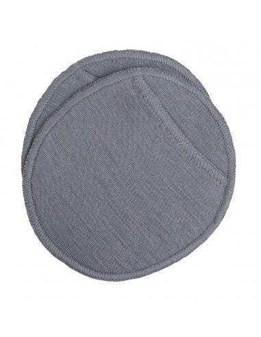 Zoogcompressen grijs (wol-zijde)